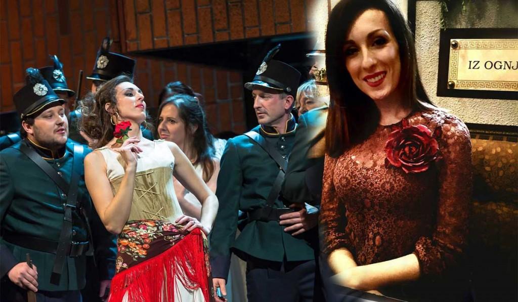 Irena Parlov z Irina's broško